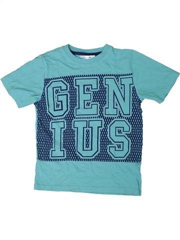 Camiseta de manga corta niño M&CO azul 8 años verano #1309600_1