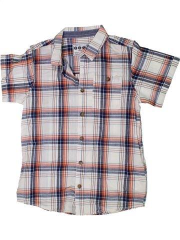 Camisa de manga corta niño BOYS gris 9 años verano #1309606_1
