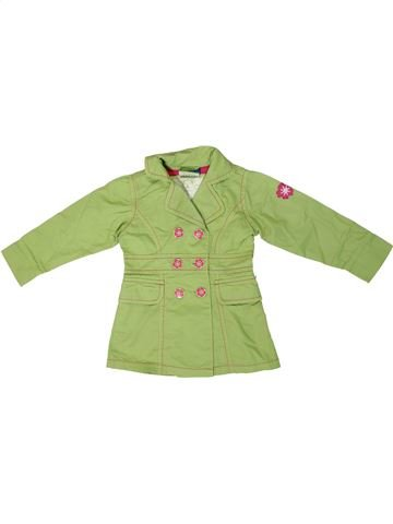 Anorak-Trinchera niña TOPOLINO verde 2 años verano #1309652_1