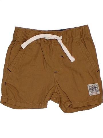 Short-Bermudas niño NEXT marrón 9 meses verano #1309877_1