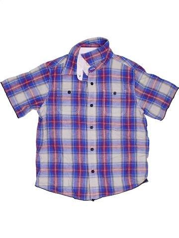 Camisa de manga corta niño FAT FACE azul 9 años verano #1309900_1
