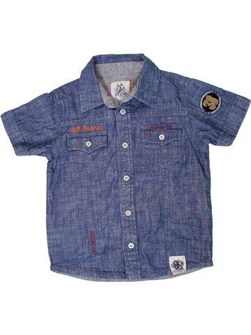 Camisa de manga corta niño LADYBIRD azul 5 años verano #1309965_1