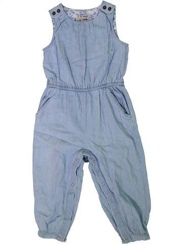 Combinación larga niña NEXT azul 2 años verano #1310081_1