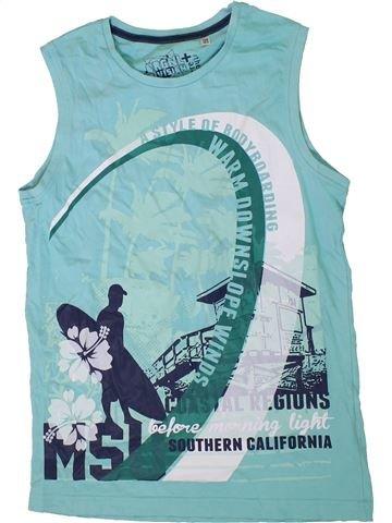Top - Camiseta de tirantes niño C&A azul 14 años verano #1310244_1