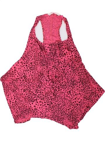 Camiseta sin mangas niña NEW LOOK rosa 11 años verano #1310357_1
