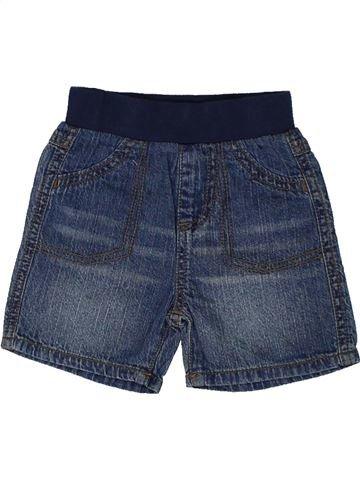 Short-Bermudas niño GEORGE azul 3 meses verano #1310364_1