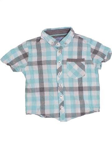 Camisa de manga corta niño MATALAN azul 2 años verano #1310417_1