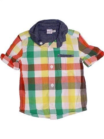 Camiseta de manga corta niño MINI CLUB beige 2 años verano #1310431_1
