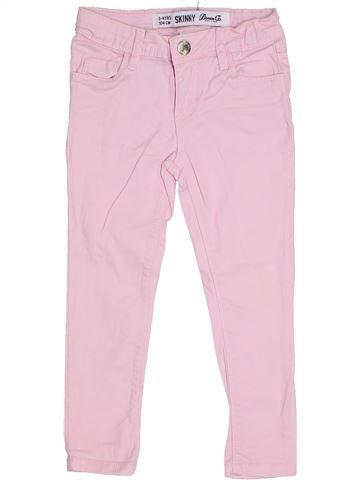 Pantalón niña PRIMARK rosa 4 años verano #1310514_1
