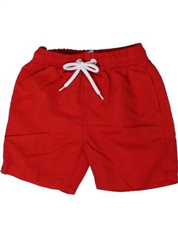 Bañador niño DUNNES STORES rojo 3 años verano #1310539_1