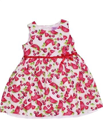 Vestido niña F&F rosa 18 meses verano #1310676_1