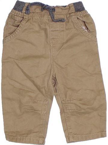 Pantalón niño PRIMARK beige 9 meses verano #1310689_1