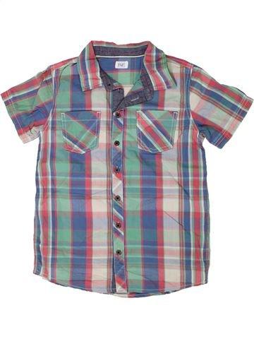 Camisa de manga corta niño F&F gris 10 años verano #1310725_1