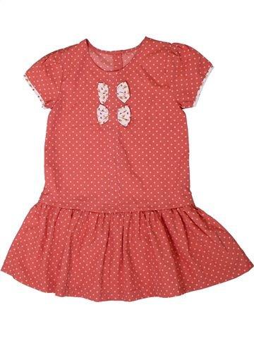 Vestido niña MATALAN rosa 5 años verano #1310730_1