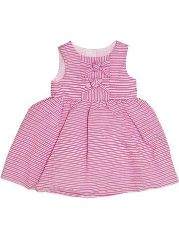 Vestido niña MOTHERCARE rosa 9 meses verano #1310851_1