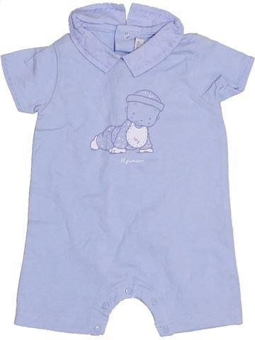 Combinación corta niño SILVIAN HEACH azul 3 meses verano #1310909_1