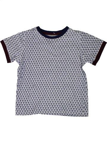 Camiseta de manga corta niño MATALAN gris 5 años verano #1310948_1