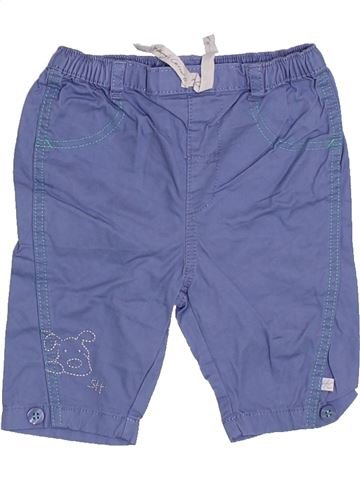Pantalón niño MOTHERCARE violeta 3 meses verano #1311065_1