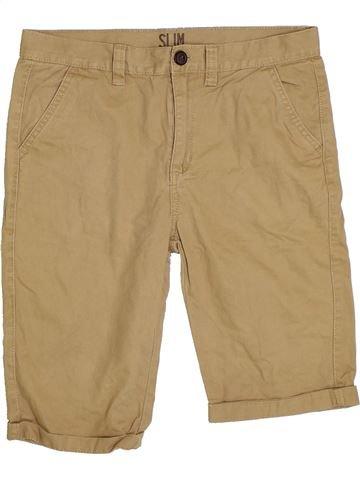 Short-Bermudas niño PRIMARK marrón 13 años verano #1311083_1