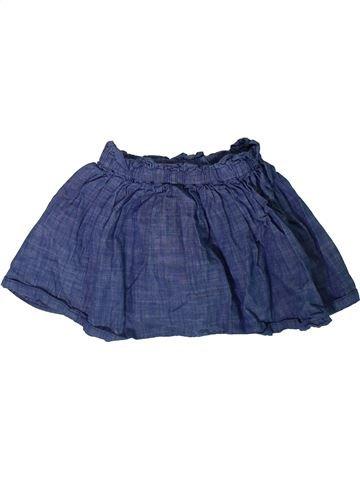 Falda niña H&M azul 6 años verano #1311093_1