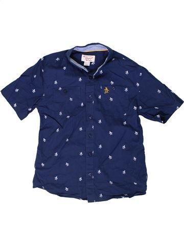 Camisa de manga corta niño PENGUIN azul 11 años verano #1311124_1