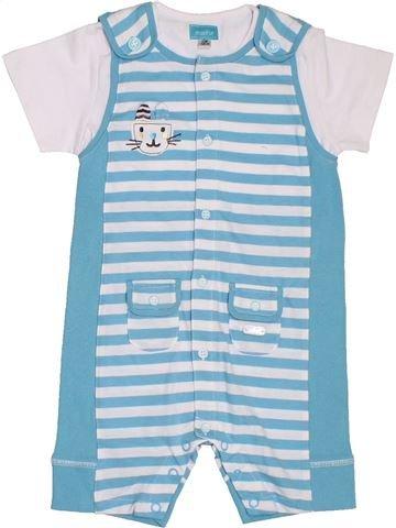 Combinación corta niño MARÈSE azul 12 meses verano #1311200_1