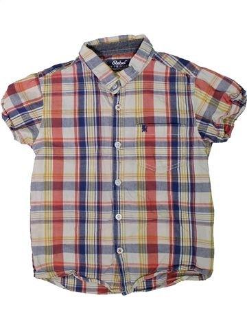 Camisa de manga corta niño PRIMARK gris 5 años verano #1311206_1