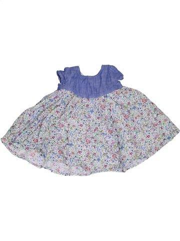 Vestido niña NEXT violeta 3 meses verano #1311258_1