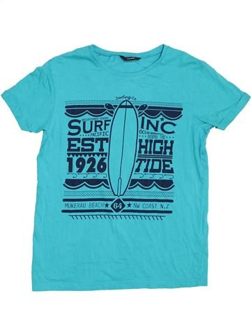 Camiseta de manga corta niño GEORGE azul 14 años verano #1311260_1