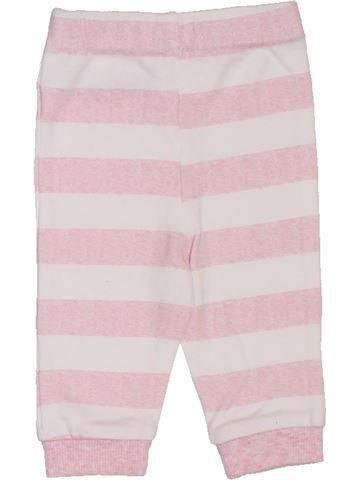 Pantalón niña GEORGE violeta 3 meses verano #1311272_1