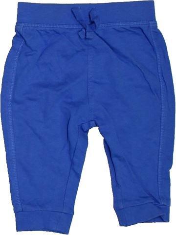 Pantalón niño TU azul 6 meses verano #1311309_1