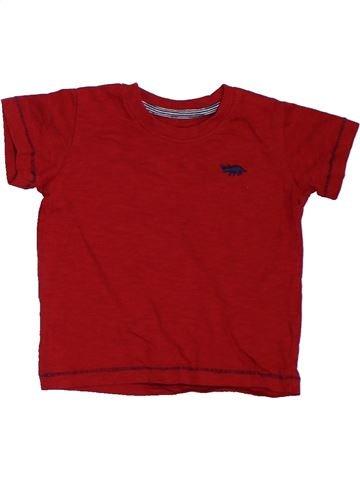 Camiseta de manga corta niño MATALAN violeta 12 meses verano #1311310_1