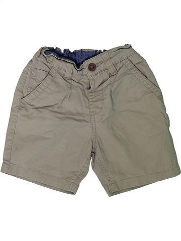 Short-Bermudas niño NEXT marrón 3 años verano #1311335_1