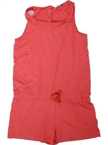 Combinación corta niña MARKS & SPENCER rojo 10 años verano #1311350_1