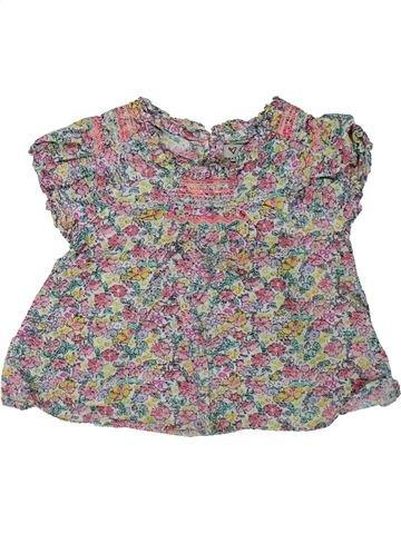 Blusa de manga corta niña NEXT gris 18 meses verano #1311376_1