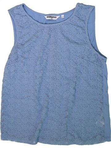 Camiseta sin mangas niña NEW LOOK azul 14 años verano #1311377_1