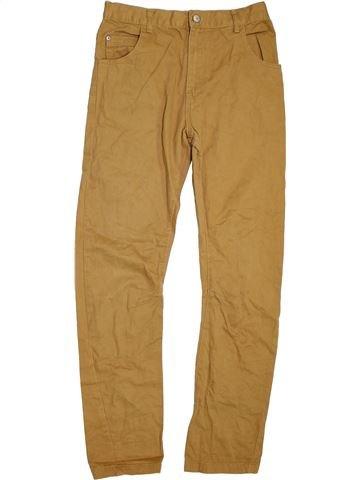Pantalón niño GEORGE marrón 12 años invierno #1311405_1