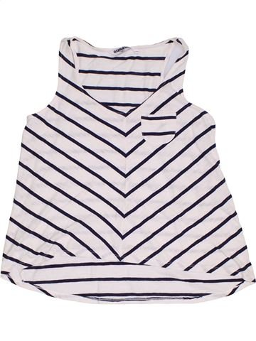 Camiseta sin mangas niña NEW LOOK blanco 14 años verano #1311415_1