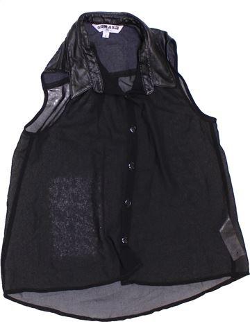 Blusa de manga corta niña NEW LOOK azul oscuro 11 años verano #1311425_1
