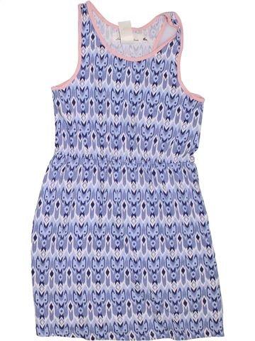Vestido niña H&M azul 8 años verano #1311427_1