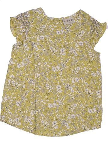 Blusa de manga corta niña NEXT beige 4 años verano #1311446_1