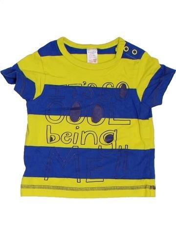 Camiseta de manga corta niño MINI CLUB verde 6 meses verano #1311477_1