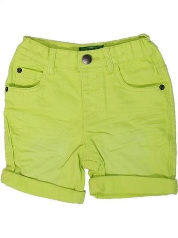 Short-Bermudas niño TU verde 3 años verano #1311545_1