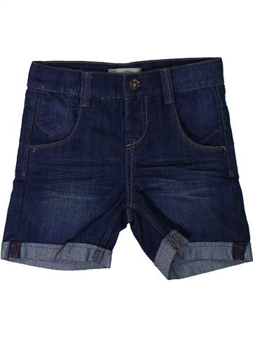 Short-Bermudas niño NAME IT azul 3 años verano #1311611_1