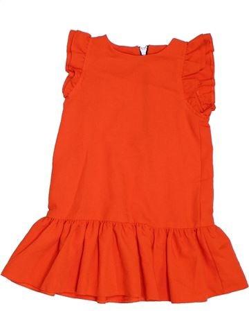 Vestido niña BABYK rojo 18 meses verano #1311637_1
