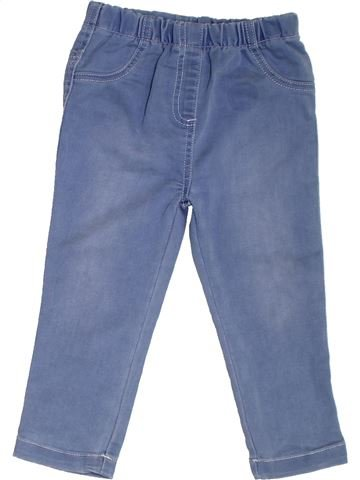 Pantalón niña NUTMEG azul 2 años invierno #1311689_1