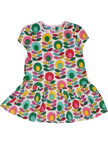 Vestido niña MINI CLUB rosa 4 años verano #1311697_1