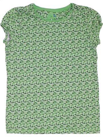 Camiseta de manga corta niña TU verde 11 años verano #1311698_1