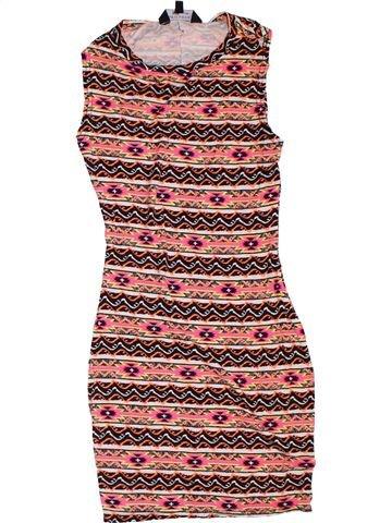 Vestido niña NEW LOOK marrón 11 años verano #1311733_1