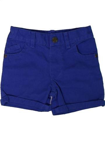 Short-Bermudas niño URBAN RASCALS azul 2 años verano #1311745_1